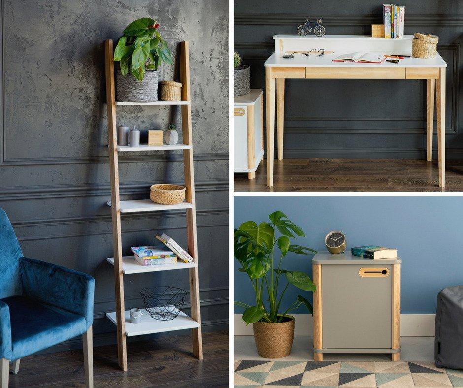 Urban Ladder Kitchen Shelf: Ladder Cabinet Furniture