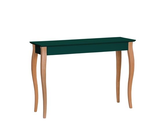 LILLO large Console Table - bottle green