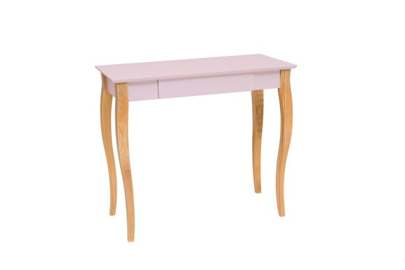 LILLO medium Writing Desk - dusky pink