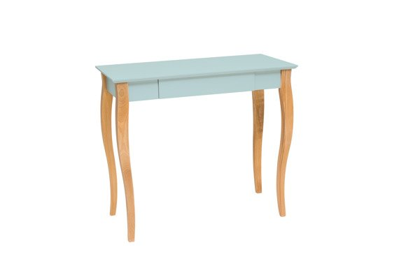 LILLO medium Writing Desk - light turquoise