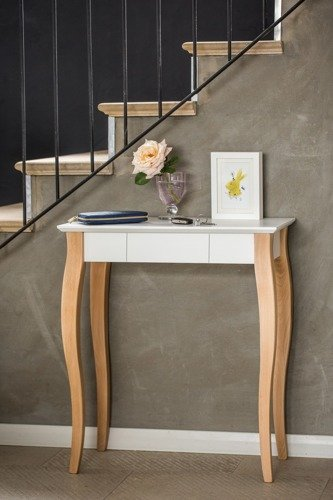 LILLO small Writing Desk - white