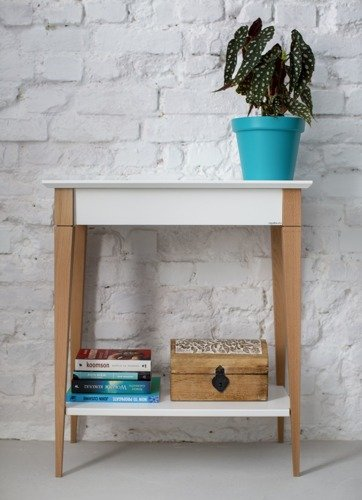 MIMO Console Table 65x35cm - Red