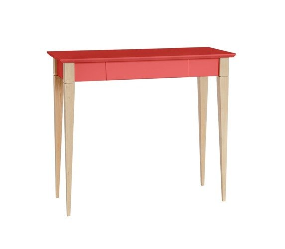MIMO medium Writing Desk - living coral