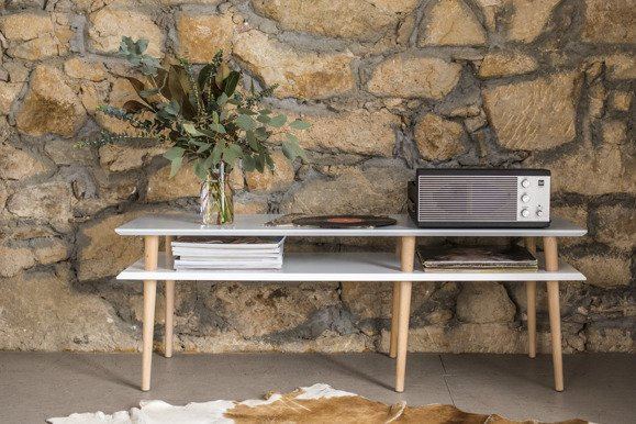 MUGO medium Sideboard - light grey