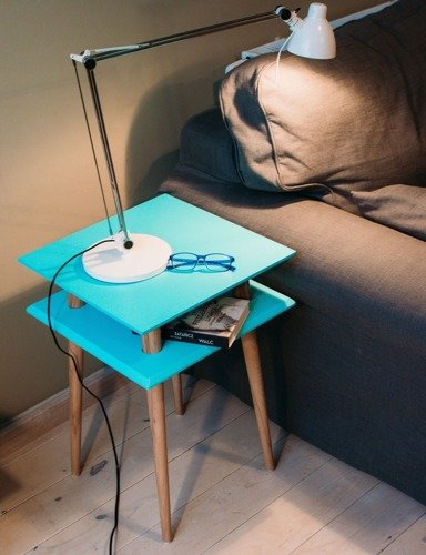 SQUARE high Coffee Table