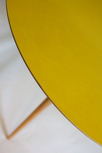 TRIAD Round Table - yellow
