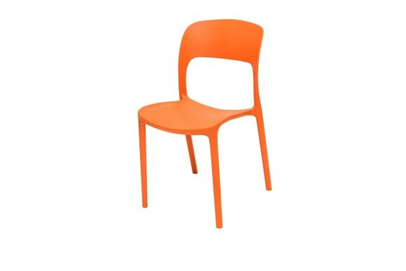 UFO Chair - Orange