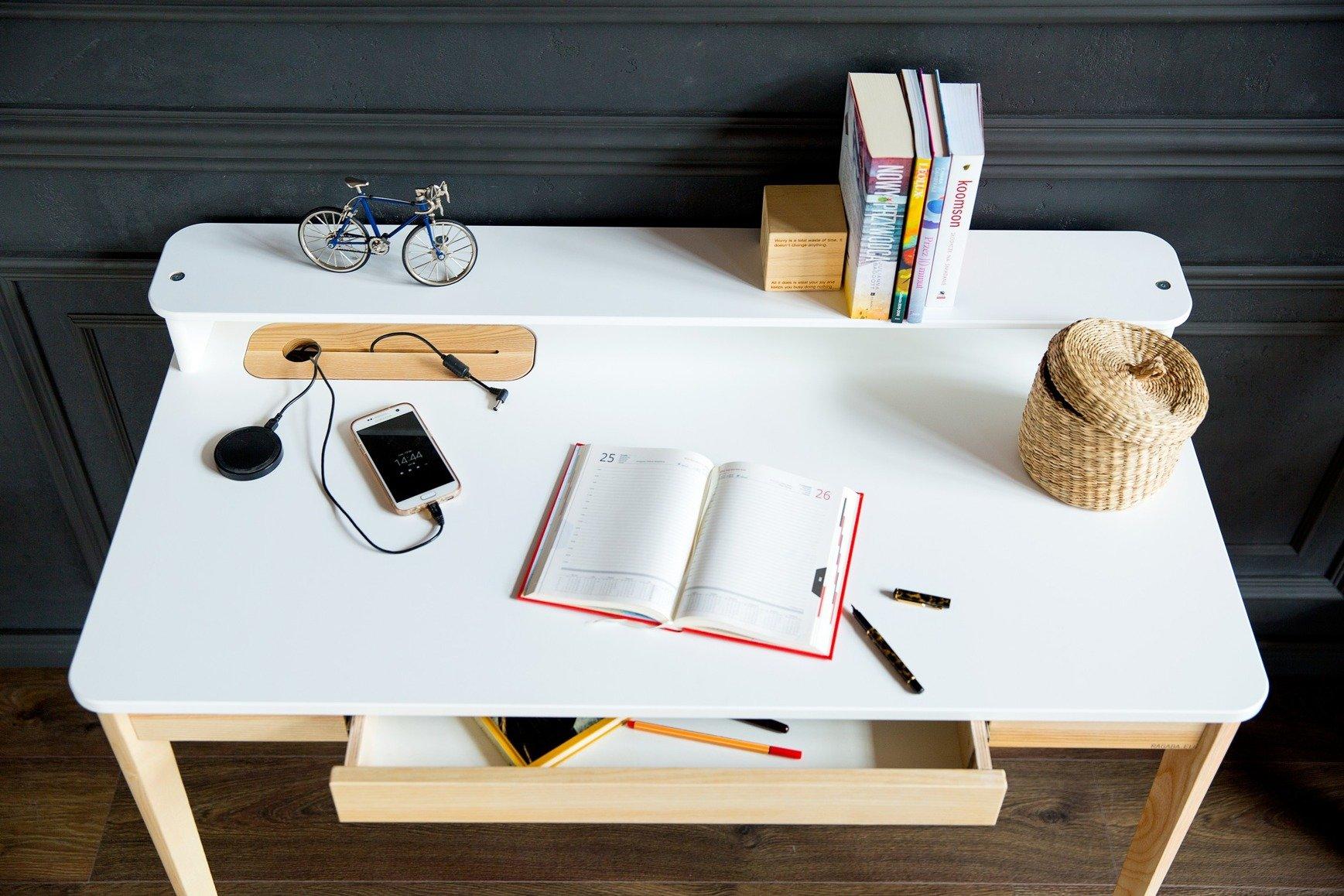 Ashme Set Schreibtisch Leiter Schrank Ragaba Pl
